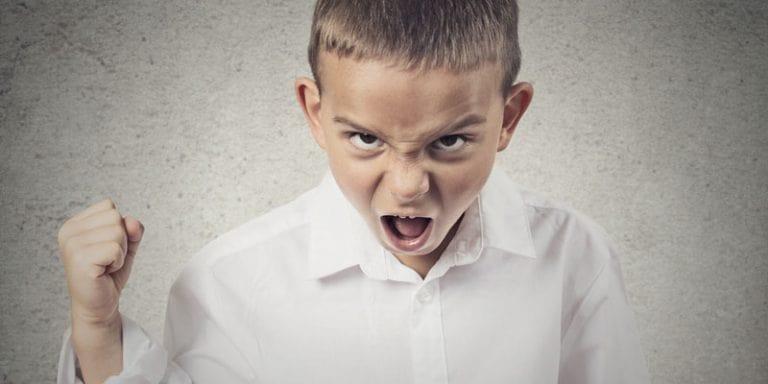 Handling Your Kid's Aggressive Behavior