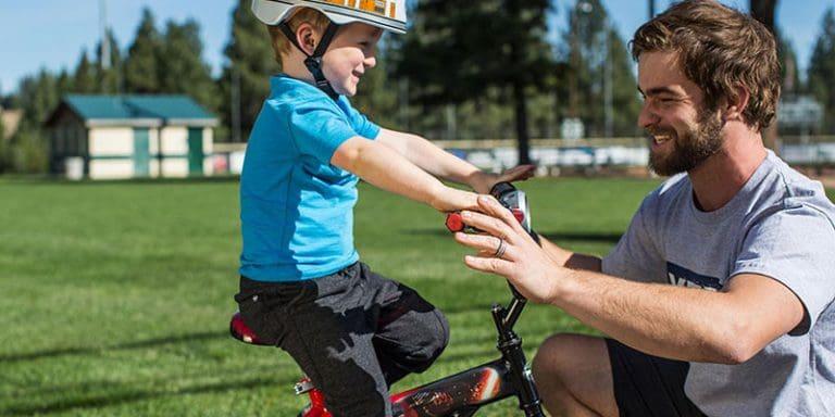 Teach Your Kid How To Ride A Balance Bike