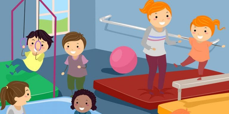 13 Reasons Your Kids Should Be Doing Gymnastics And Yoga