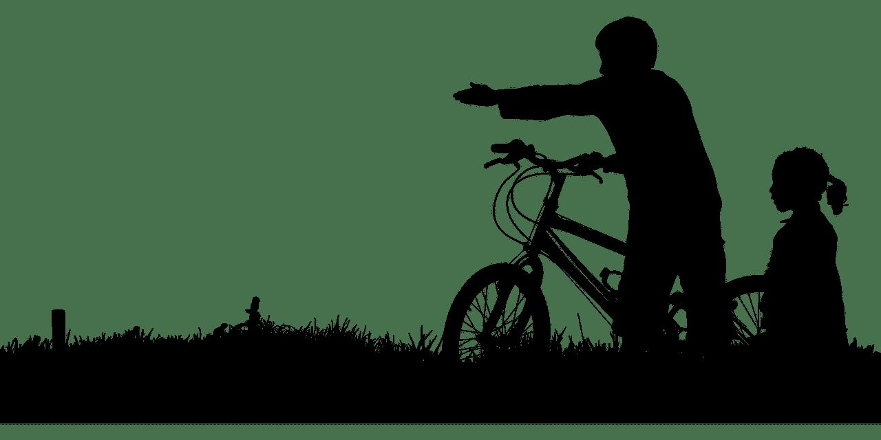 maintain kids bicycle